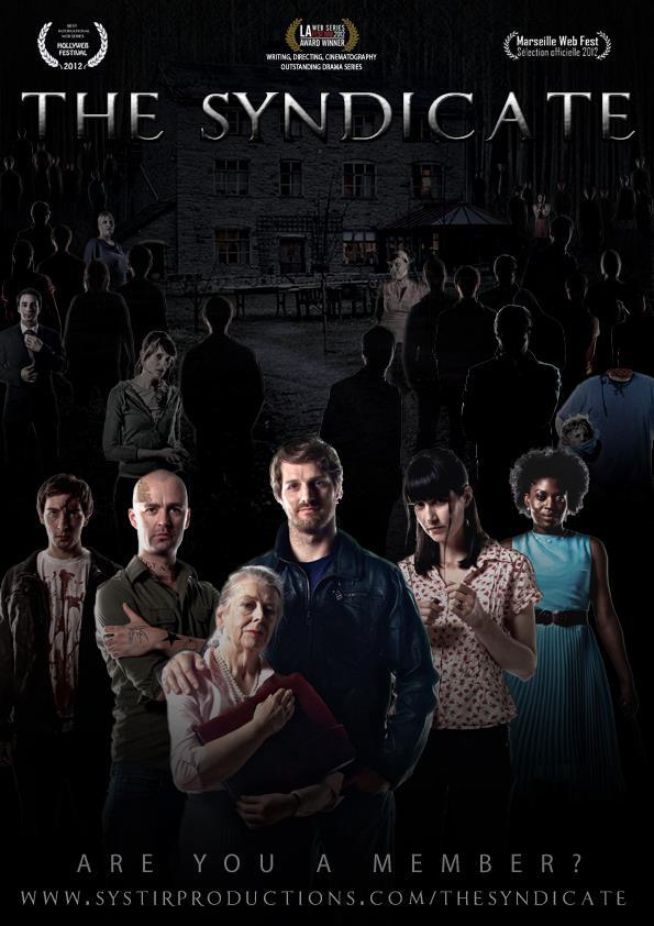 affiche de la websérie The Syndicate