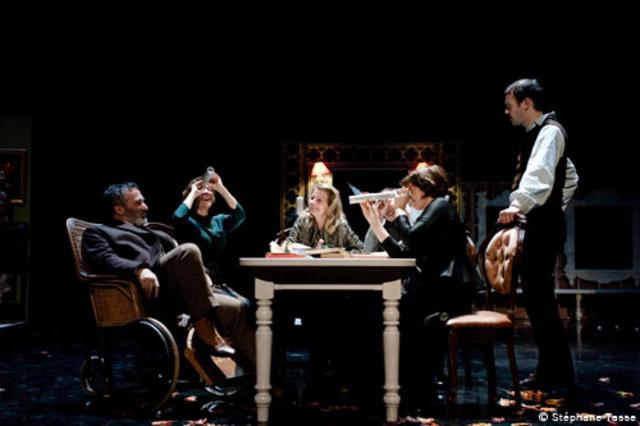 The ARTchemists - Théâtre des Célestins : La Mouette de