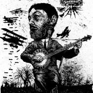 A l'avant-garde : Jean-Luc Navette ... à défaut d'une rédemption, l'art ou la violence