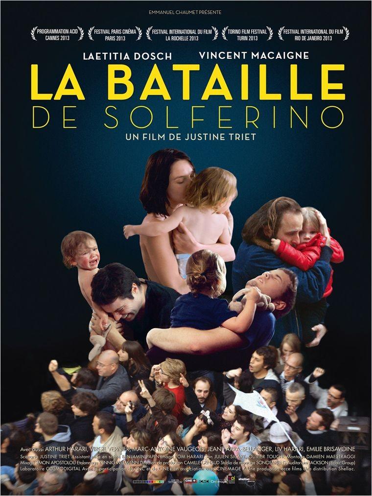 affiche du film La Bataille de Solférino