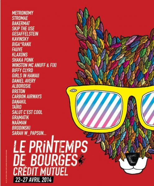 Printemps de Bourges 2014, Pauline, Antoine et Emile : et si on parlait web, site  et social network ?