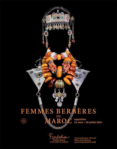 Exposition Femmes berbères du Maroc : mise en valeur du patrimoine amazigh