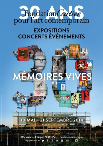 Fondation Cartier : célébrer 30 ans de mécenat