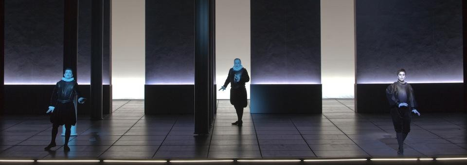 Le Couronnement de Poppée : Monteverdi vu par Bob Wilson