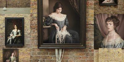 série Pearl by Maisie Brodhead