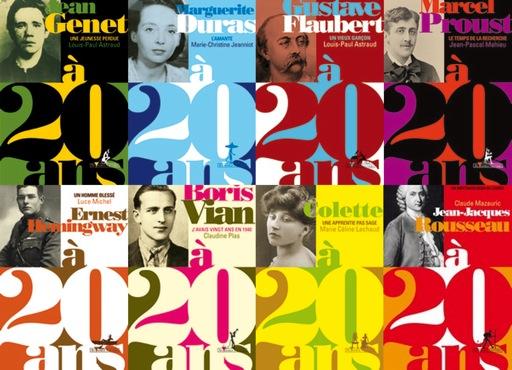 biographies A 20 ans