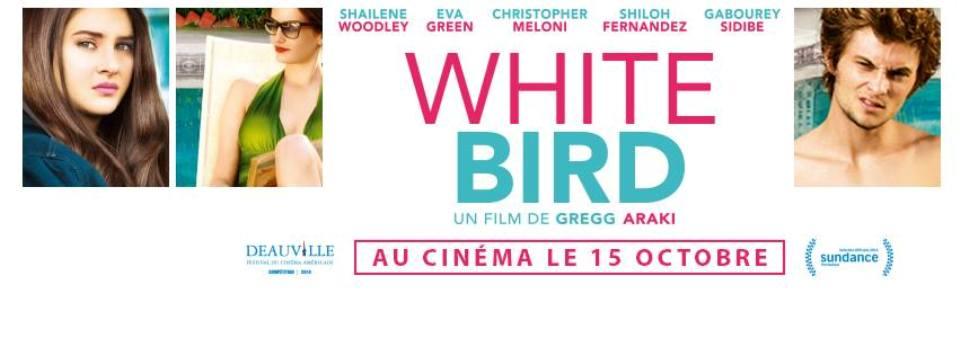 White Bird : Gregg Araki en deçà de la surface