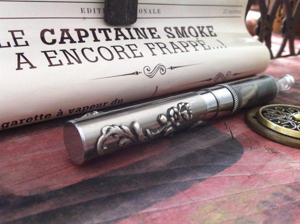 Capitaine Smoke : un fétichiste de la vape nous parle