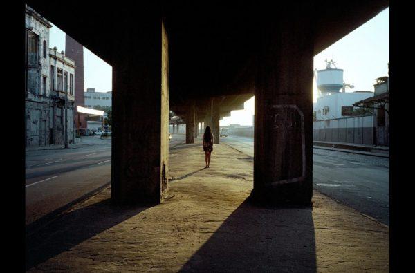 A l'avant garde : Evangelia Kranioti – Armazém Frigorífico – 2010