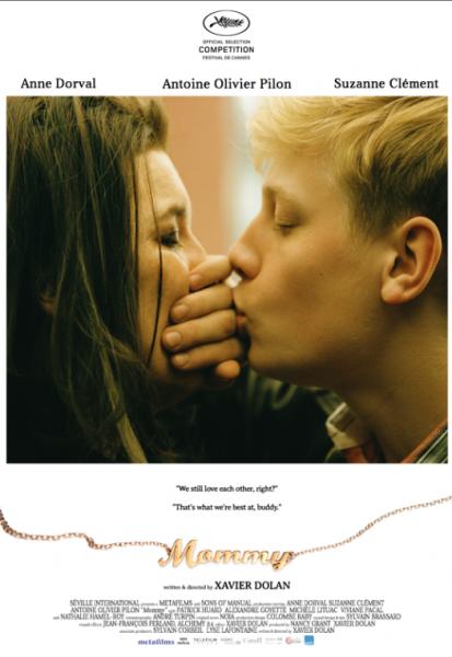 Mommy de Xavier Dolan : l'amour hyperactif, la beauté d'une relation