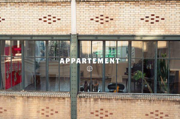 L'Appartement : un locus amoenus culturel pour une autre approche de l'acte artistique