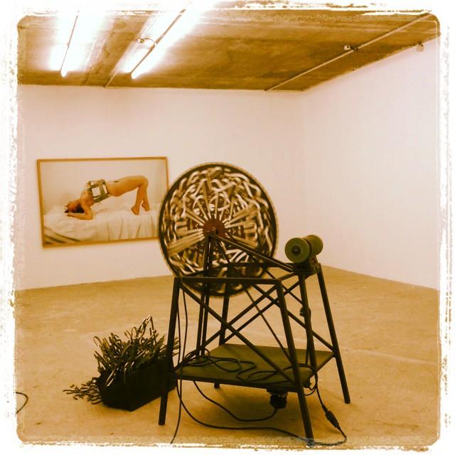 A l'avant-garde : Mounir Fatmi – Le Paradoxe – 2013