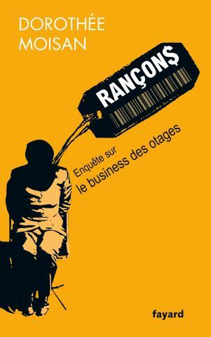 couverture du livre Rançons de Dorothée Moisan