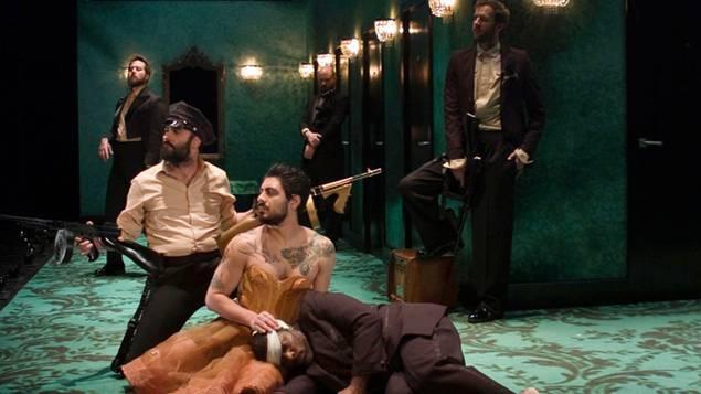 Splendid's de Genêt : truands baroques, subversion poétique et valse tauromachique