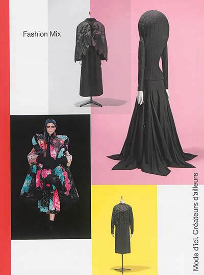 Fashion Mix– le catalogue : carnet de voyage des oiseaux de mode