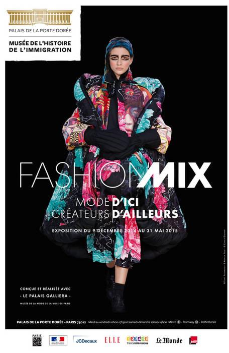 Fashion Mix – Mode d'ici. Créateurs d'ailleurs: la mode, miroir des richesses migratoires?