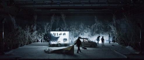 La Mélancolie des Dragons / Philippe Quesne- Vivarium Studio