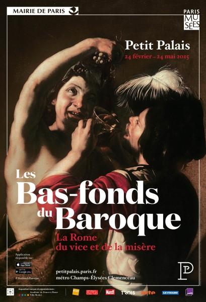 Les bas fonds du Baroque: Rome par en dessous