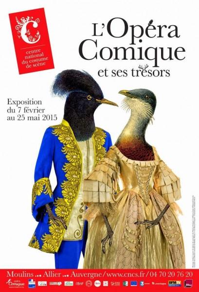 L'Opéra Comique et ses trésors: 300 ans de magie en costumes