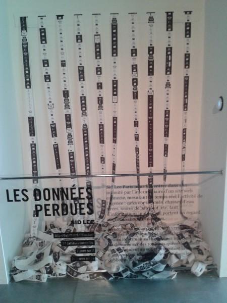 Festival Chromatic : focale sur les «données perdues « de l'agence Sid Lee