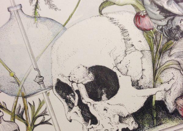A l'avant garde spécial Chromatic: Fanny Casau – La Médecine