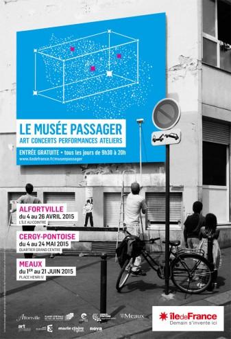 Musée passager: la transhumance territoriale de l'art émergent au coeur du réveil citoyen