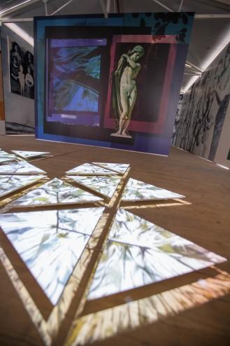 """Présentation de l'exposition itinérante """"Le Musée Passager"""""""