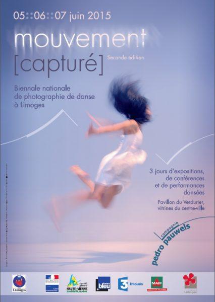 Limoges / 2eme Biennale de photographie de danse: Mouvement capturé, … corps libéré?