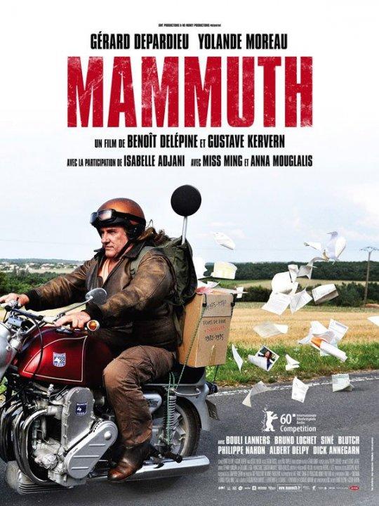 Mammuth: les aventuriers de la retraite perdue