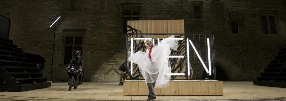 Le Roi Lear: Olivier Py et «la loi du désastre»