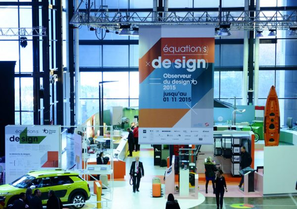 Equation(s) de(sign)2015: du nouveau pour la créativité française