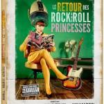 Rock'n Roll Princesses 2:  «Ma guitare, c'est ma femme!»