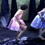 Belle d'hier, Phia Ménard: Lessive pour tous