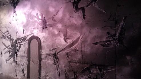 A l'avant garde: unSolub – Sans titre – 2015