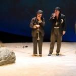 En attendant Godot aux Célestins: un théâtre aux multiples visages