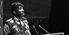 Capitaine Thomas Sankara: histoire d'un homme intègre