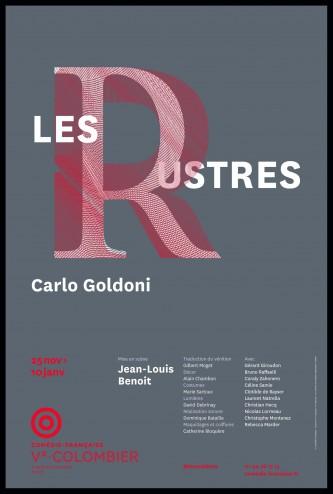 Affiche_Les-Rustres_Comedie_Francaise_@loeildoliv