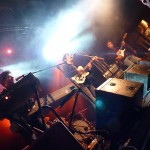 The Rebels of Tijuana à la Flèche d'or: ironie à la Dutronc, arpèges à la Doors et live yéyé en force!!!