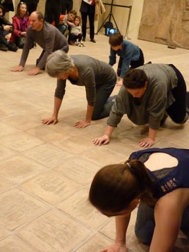 Prière de ne pas détruire - Louvre - Photo Delphine Neimon