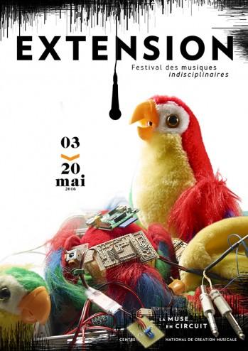 Extension affiche