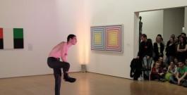 Nuit des Musées: Les ados à l'oeuvre au centre Georges-Pompidou