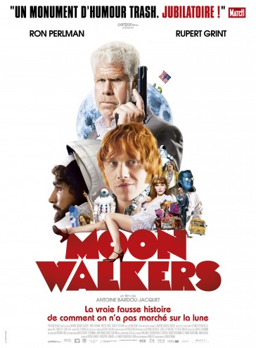affiche du film moonwalkers
