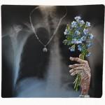 A l'avant garde: Matthew Cox – Necklace wtih Bouquet