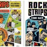 Rock strips 1 & 2 : du rock, de l'Histoire et des bulles !