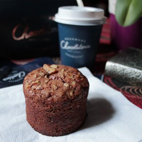 Brownies - Chocolaterie de Cyril Lignac - LesVoiesPourpres - Esther Ghezzo - The ARTChemists