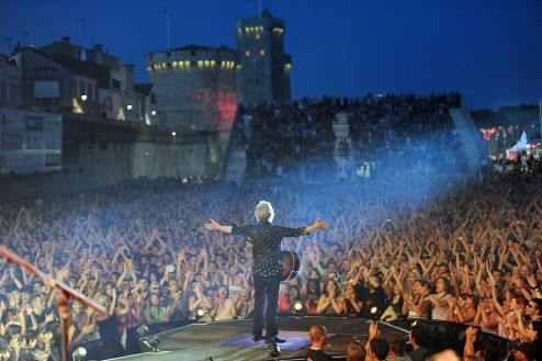 Francofolies de La Rochelle. La Rochelle. PHOTO XAVIER LEOTY