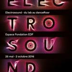 Exposition Electrosound: à la conquête des sons du futur!
