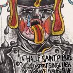 Collection de l'Abbaye d'Auberive à la Halle Saint Pierre : Esprit singulier, es-tu là ?