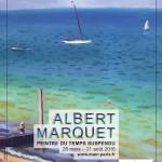 Exposition Albert Marquet : le fauve tranquille