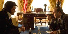 Elvis et Nixon: le roi et le président